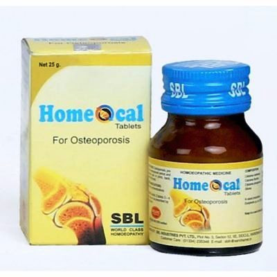 SBL Homeopathy Homeocal Tablets