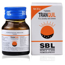 SBL Homeopathy Tranquil Tablets