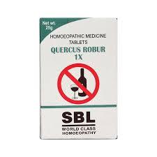 SBL Homeopathy Quercus Robur 1X