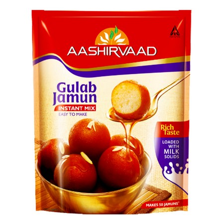 Aashirvaad Gulab Jamun Mix