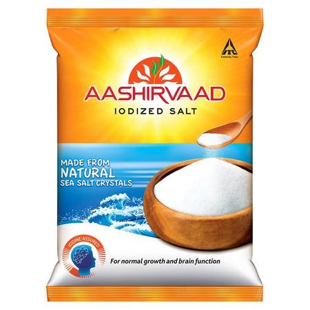Aashirvaad Iodised Salt