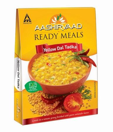 Aashirvaad Yellow Dal Tadka