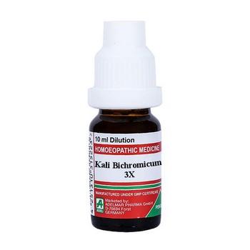 Adel Kalium Bichromicum 3x Dilution