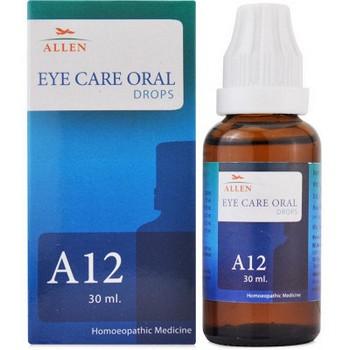 Allen A12 Eye Care (Oral)