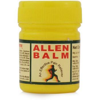 Allen Homeopathy Allen Balm