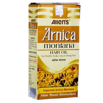 Allen's Homeopathy Arnica Montana Hair Oil