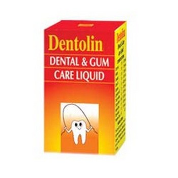 Allen's Homeopathy Dentolin