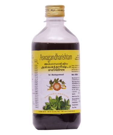 Arya Vaidya Pharmacy Aswagandharishtam