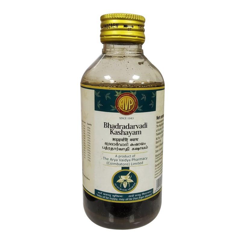 Arya Vaidya Pharmacy Bhadradarvadi Kashayam