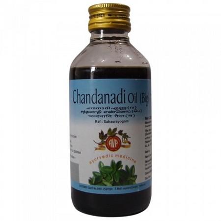 Arya Vaidya Pharmacy Chandanadi Oil