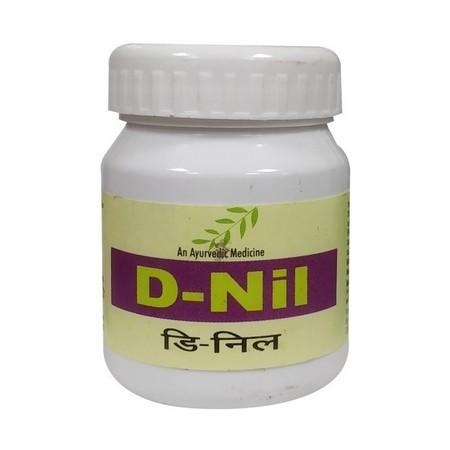 Arya Vaidya Pharmacy D Nil Capsules