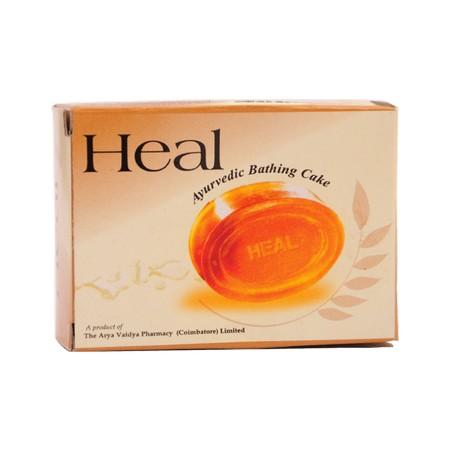 Arya Vaidya Pharmacy Heal Ayurvedic Bath Soap