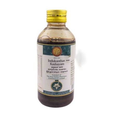 Arya Vaidya Pharmacy Indukantham Kashayam