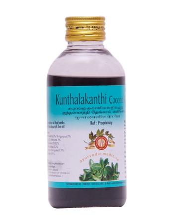 Arya Vaidya Pharmacy Kunthalakanthi Co Oil