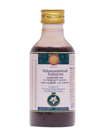 Arya Vaidya Pharmacy Mahamanjishtadi Kashayam