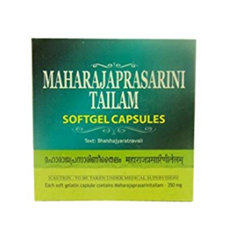Arya Vaidya Pharmacy Maharajaprasarini Gel Capsule