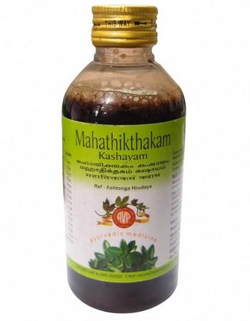 Arya Vaidya Pharmacy Mahathikthakam Kashayam