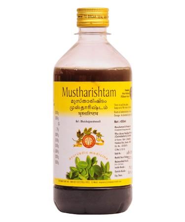 Arya Vaidya Pharmacy Mustharishtam