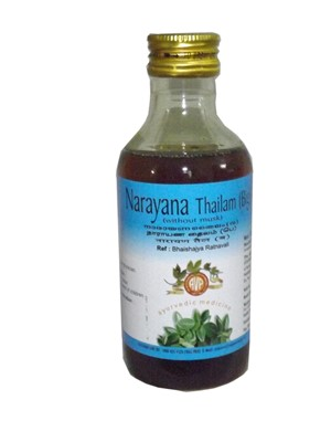 Arya Vaidya Pharmacy Narayana Thailam B