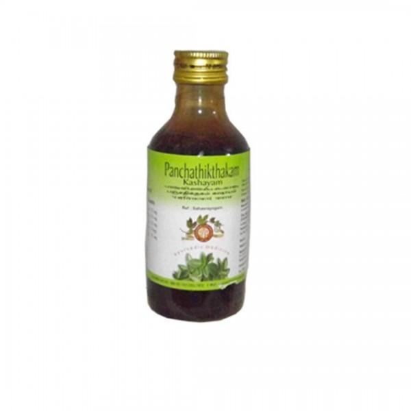 Arya Vaidya Pharmacy Panchathithakam Kashayam