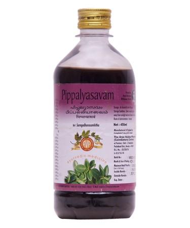 Arya Vaidya Pharmacy Pippalyasavam