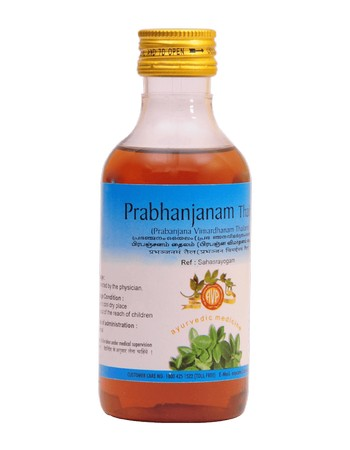 Arya Vaidya Pharmacy Prabanjana Vimardhana Thailam