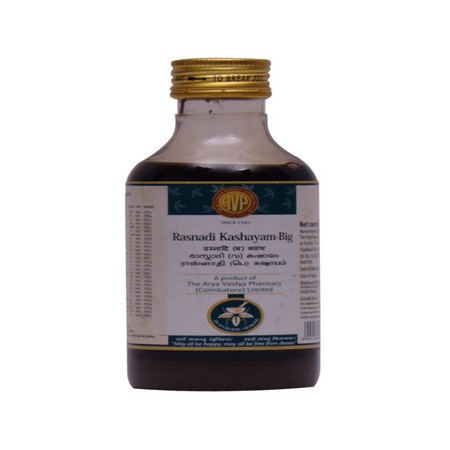 Arya Vaidya Pharmacy Rasnadi Kashayam Big