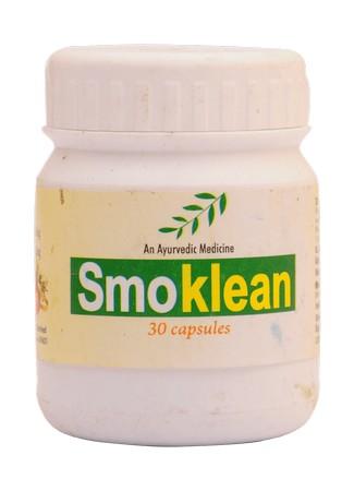 Arya Vaidya Pharmacy Smoklean Capsules