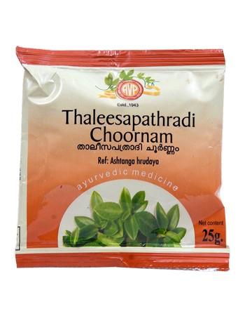 Arya Vaidya Pharmacy Thaleesapathradi Choornam