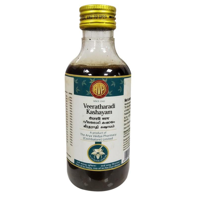 Arya Vaidya Pharmacy Veeratharadi Kashayam