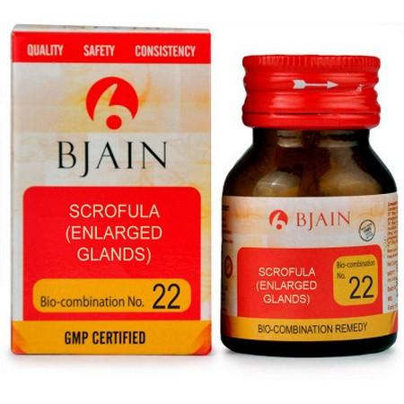 B Jain Bio Combination No 22
