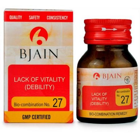 B Jain Bio Combination No 27