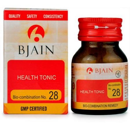B Jain Bio Combination No 28