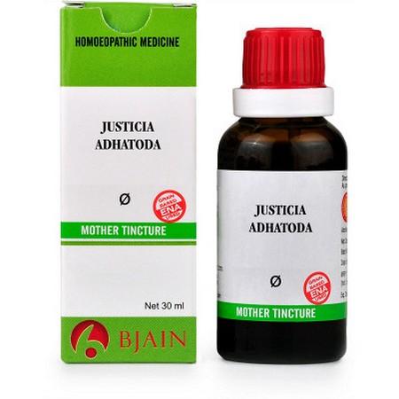 B Jain Justicia Adhatoda Mother Tincture Q
