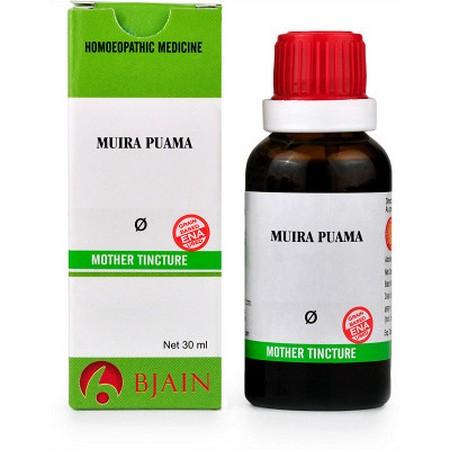 B Jain Muira Puama Mother Tincture Q