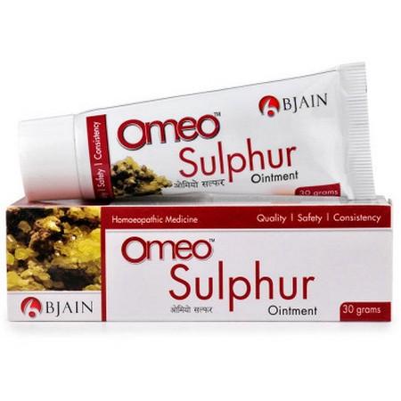 B Jain Omeo Sulphur Ointment