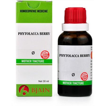 B Jain Phytolacca Berry Mother Tincture Q