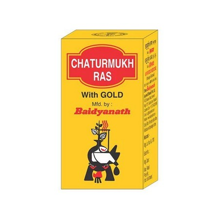 Baidyanath Chaturmukh Ras S Yu