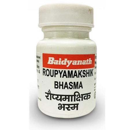 Baidyanath Roupyamakshik Bhasma