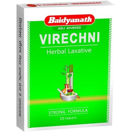Baidyanath Virechni Tablet