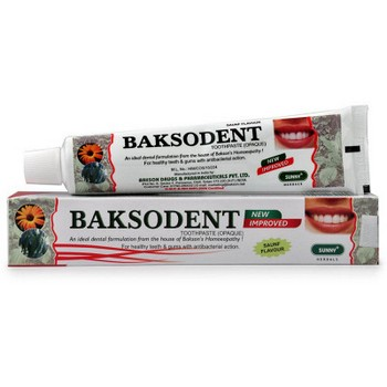 Bakson's Baskodent Toothpaste