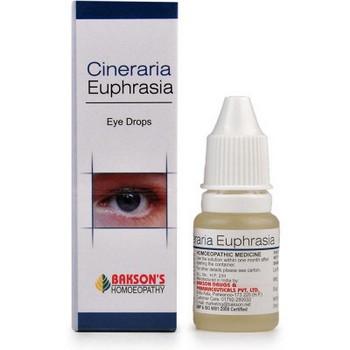 Bakson's Cineraria Euphrasia Eye Drops
