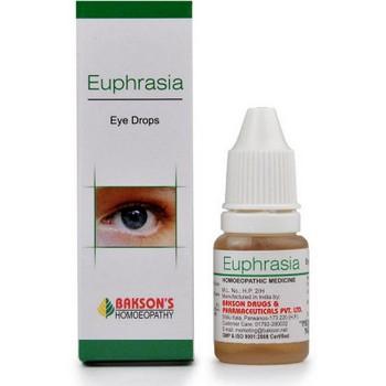 Bakson's Euphrasia Eye Drops