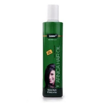Bakson's Sunny Arnica Hair Oil With Jaborandi