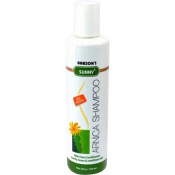 Bakson's Sunny Arnica Shampoo