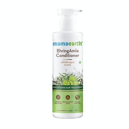 Mamaearth BhringAmla Shampoo with Bhringraj and Amla for Intense Hair Treatment