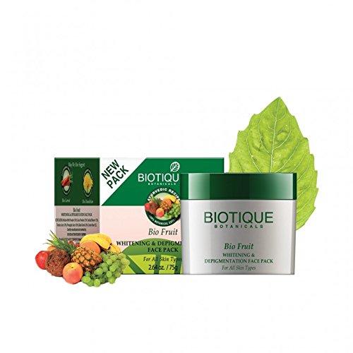Biotique Bio Fruit Flawless Whitening Face Pack