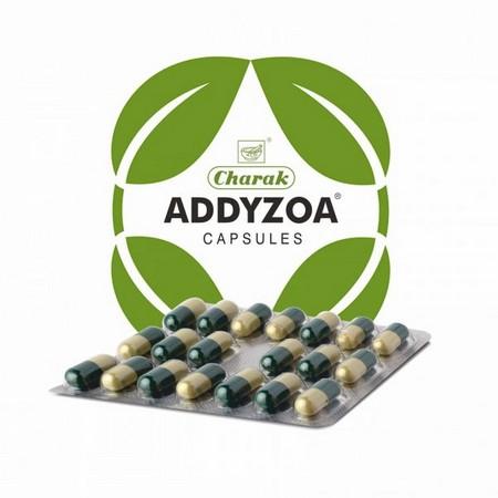 Charak Pharma Addyzoa Capsules