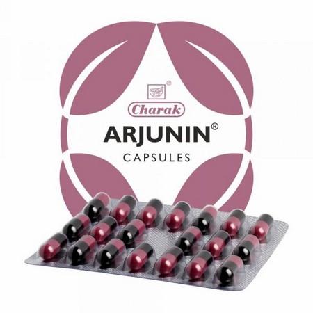 Charak Pharma Arjunin Capsules