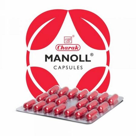 Charak Pharma Manoll Capsules